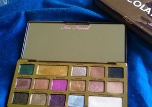 Too faced chocolate gold pallette